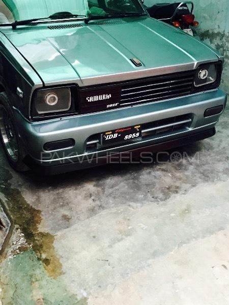 Suzuki FX - 1988 Nigga Image-1