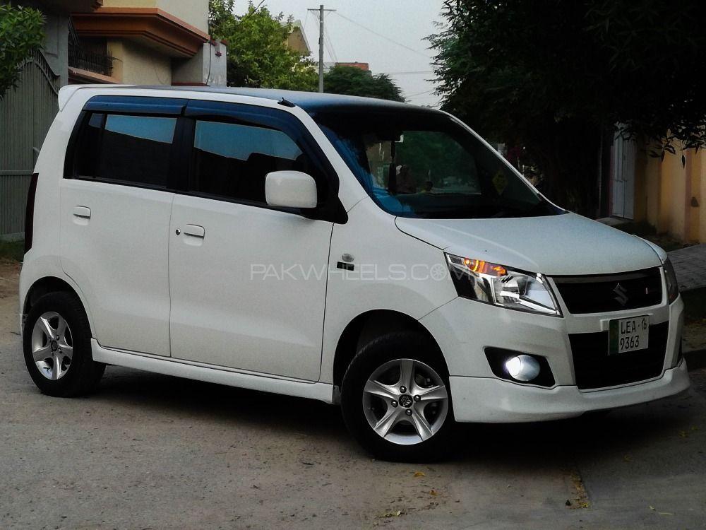 Suzuki Wagon R - 2016 Waggy???? Image-1