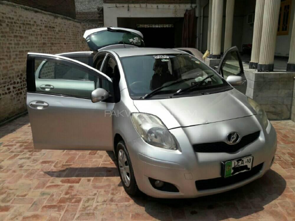 Toyota Other - 2008 vitz Image-1