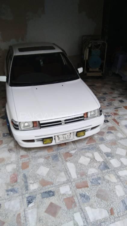 Toyota Corolla - 1990 AE92 Image-1