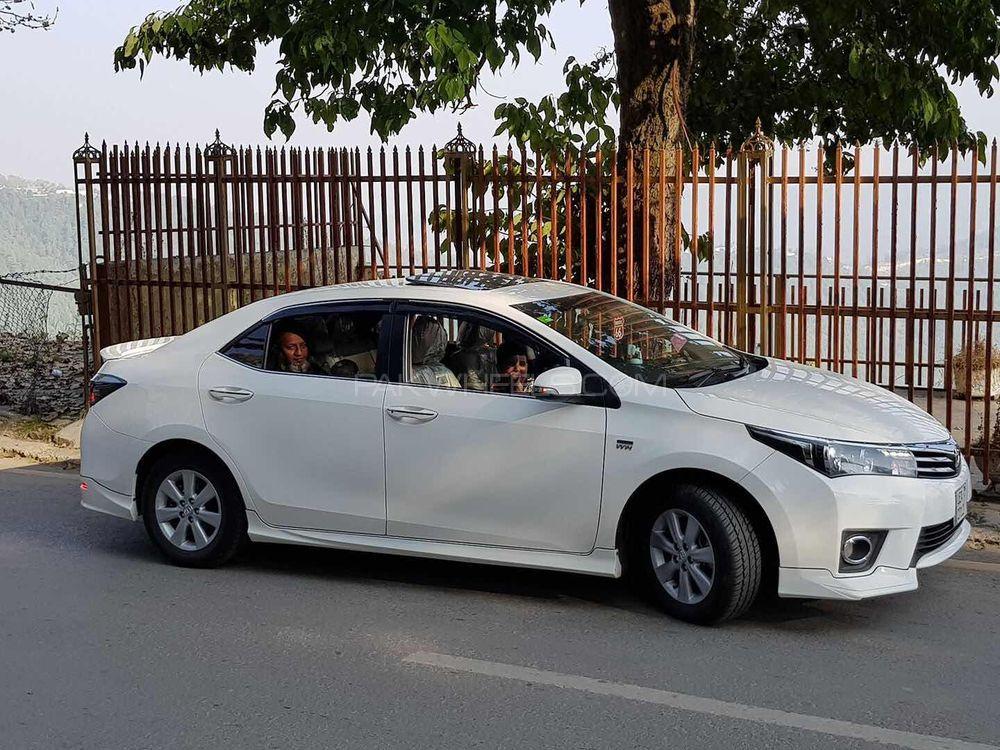 Toyota Corolla - 2017 sohaib ali  Image-1