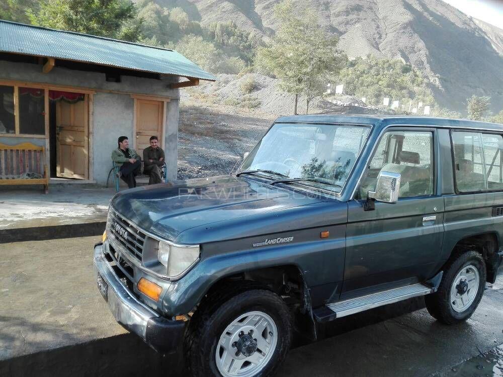 Toyota Land Cruiser - 1994 landcruiser  Image-1