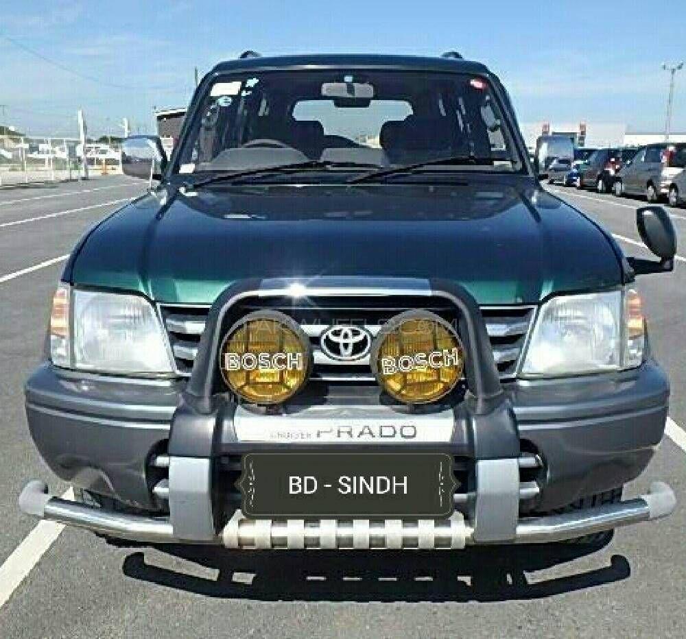 Toyota Prado - 1996 TZ D PROAD  Image-1
