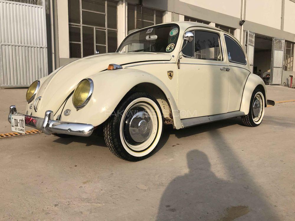 Volkswagen Beetle - 1966 adnan saeed Image-1