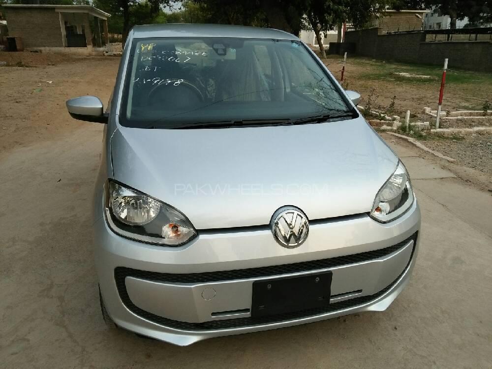 Volkswagen Up - 2017  Image-1