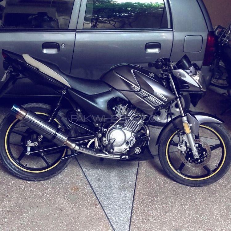 Yamaha YBR 125 - 2015 shezi ali Image-1