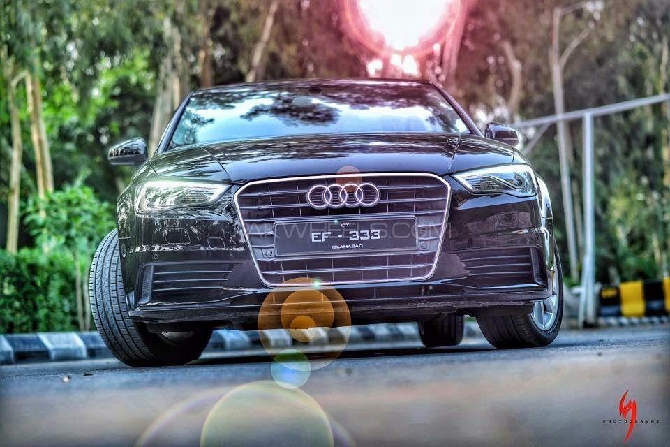Audi A3 - 2016  Image-1