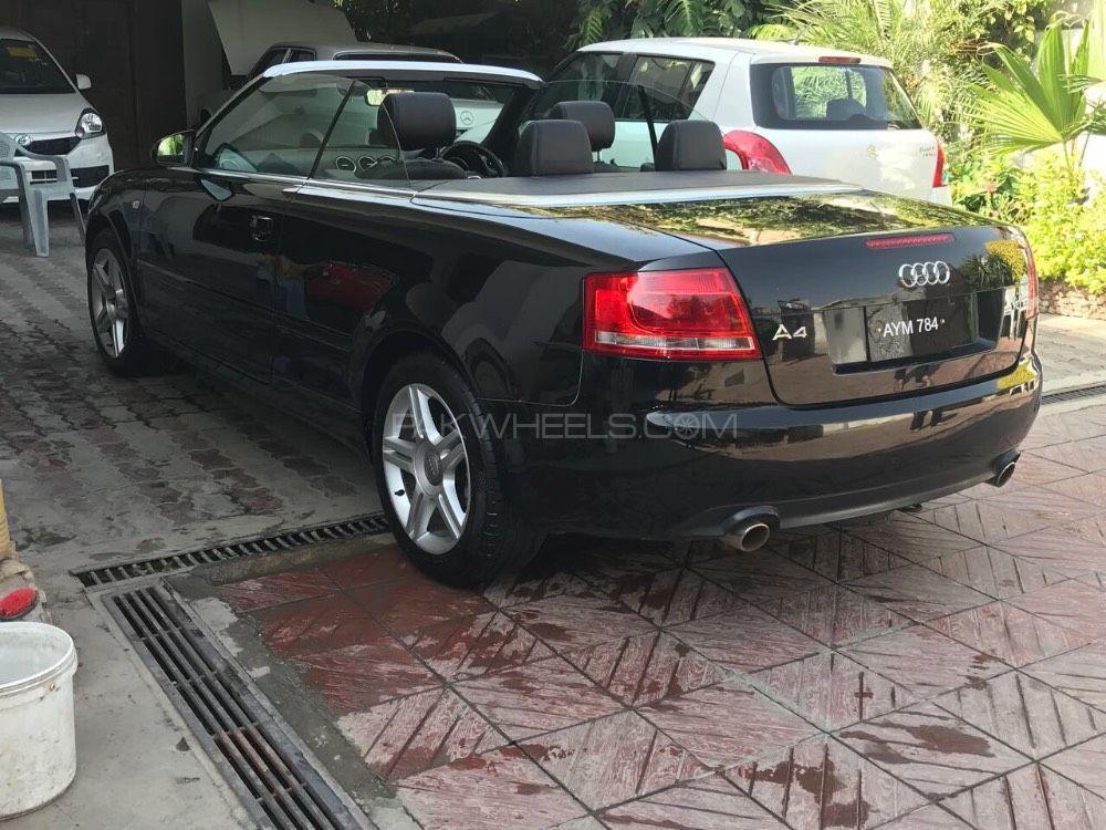 Audi A4 - 2007  Image-1