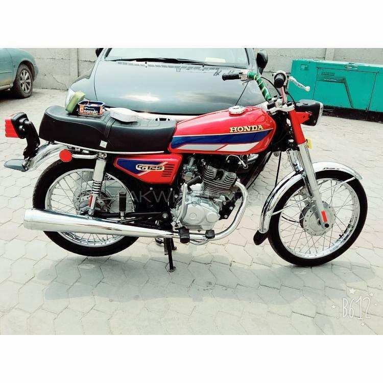 Honda CG 125 - 2012  Image-1