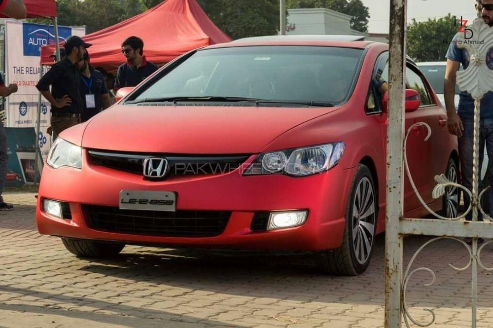 Honda Civic - 2012  Image-1