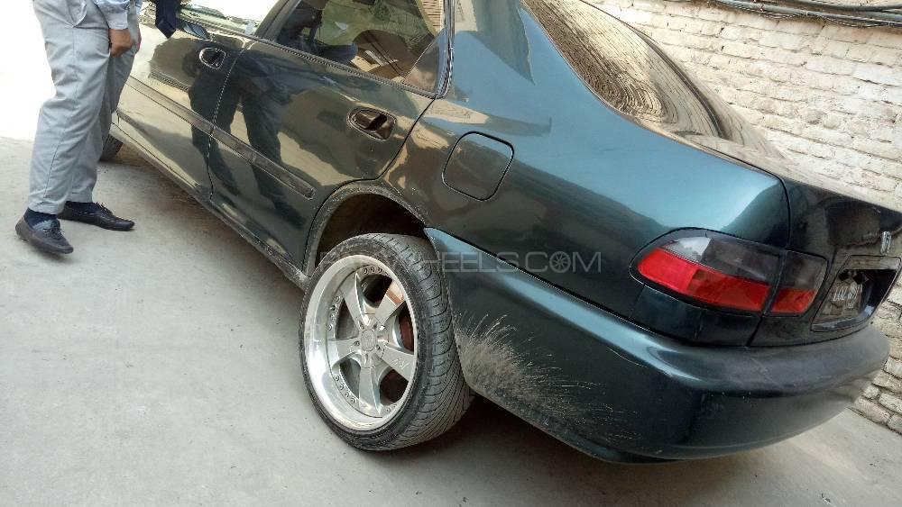 Honda Civic Hybrid - 1995  Image-1