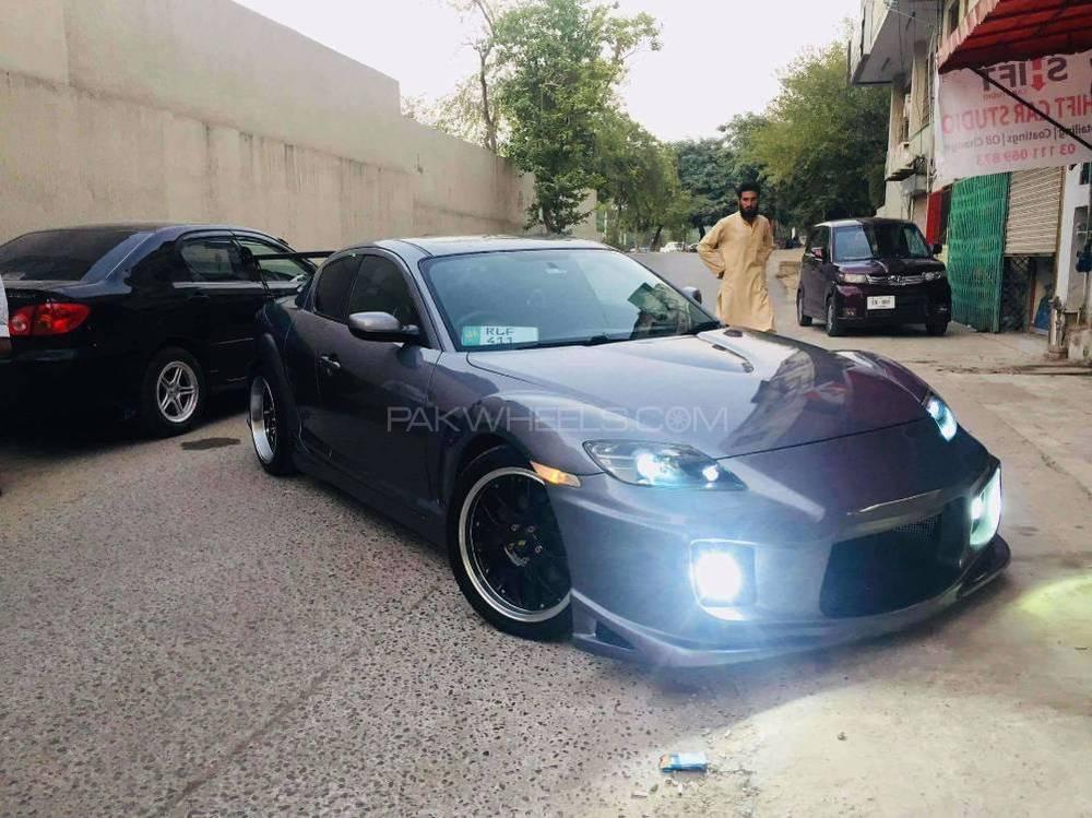 Mazda RX8 - 2004  Image-1