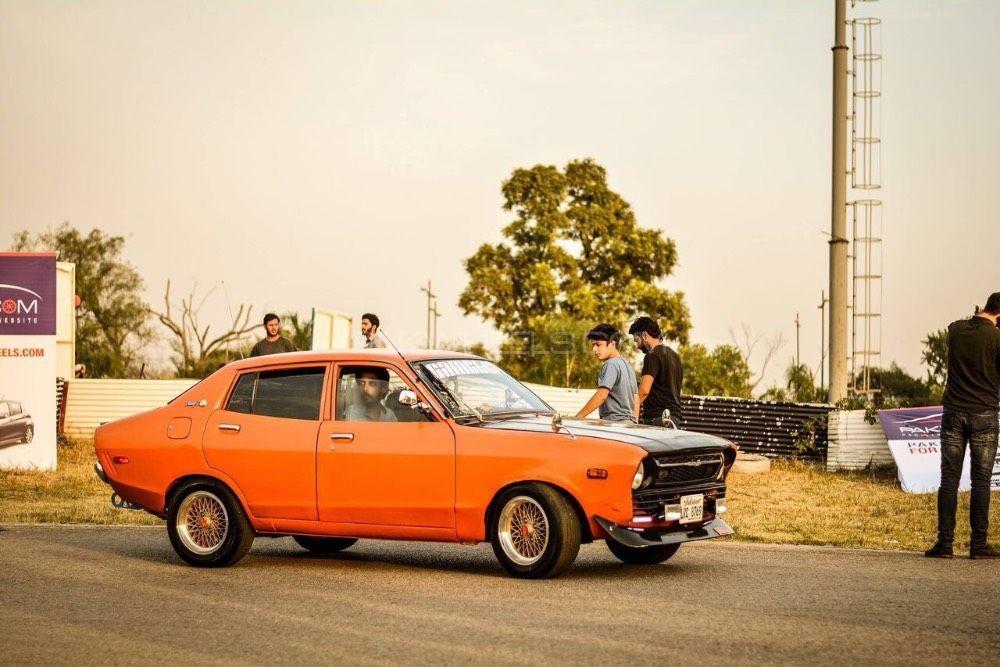 Nissan 120 Y - 1974  Image-1