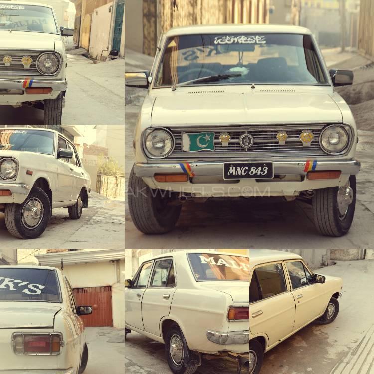 Nissan Sunny - 1973  Image-1