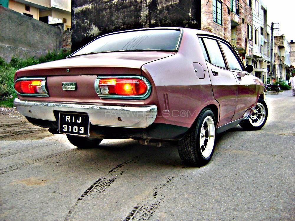 Nissan Sunny - 1975  Image-1