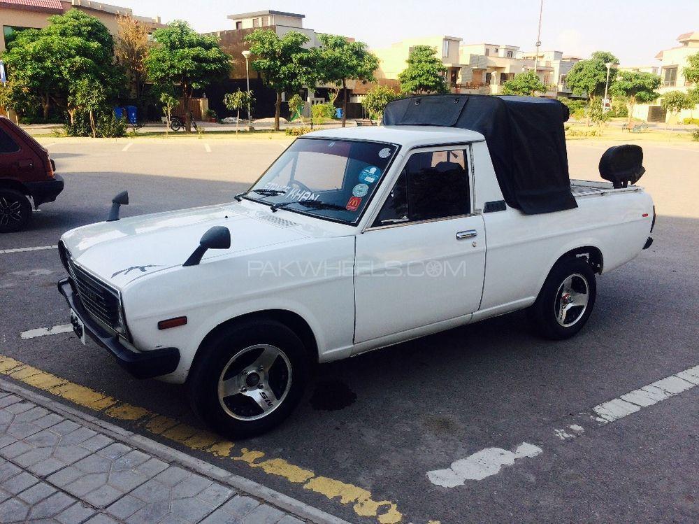 Nissan Sunny - 1990  Image-1