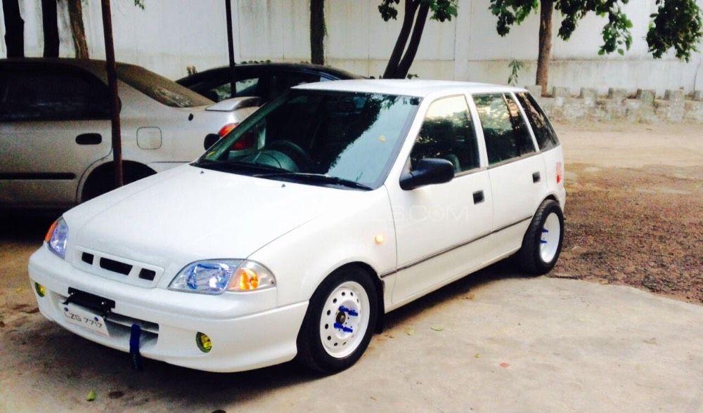 Suzuki Cultus - 2006  Image-1