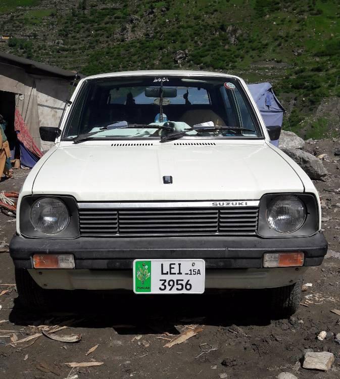 Suzuki FX - 1983  Image-1