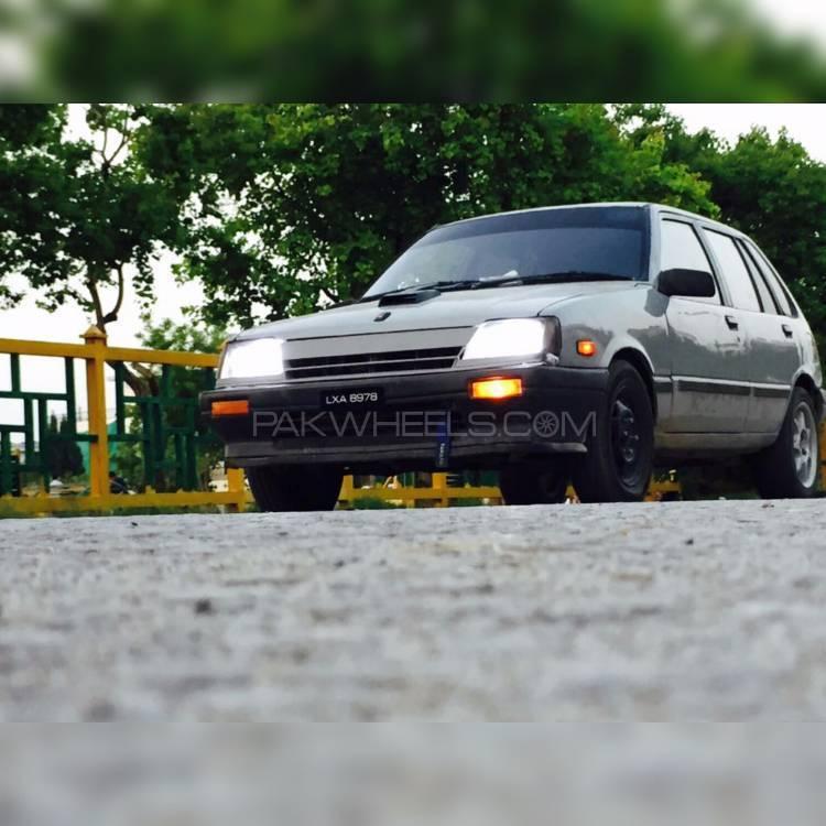 Suzuki Khyber - 1997  Image-1