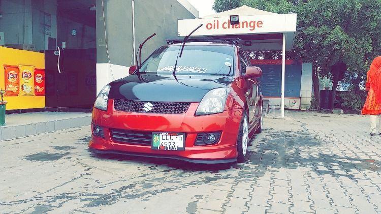Suzuki Swift - 2011  Image-1