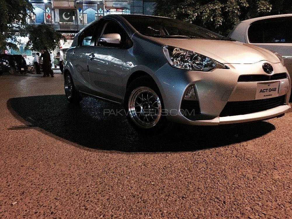 Toyota Aqua - 2017  Image-1