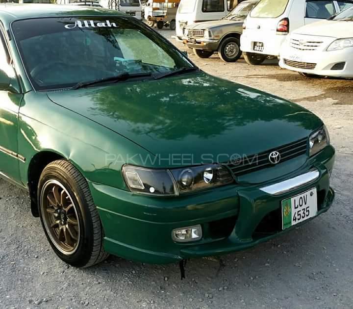 Toyota Corolla - 1995 Green Bird  Image-1