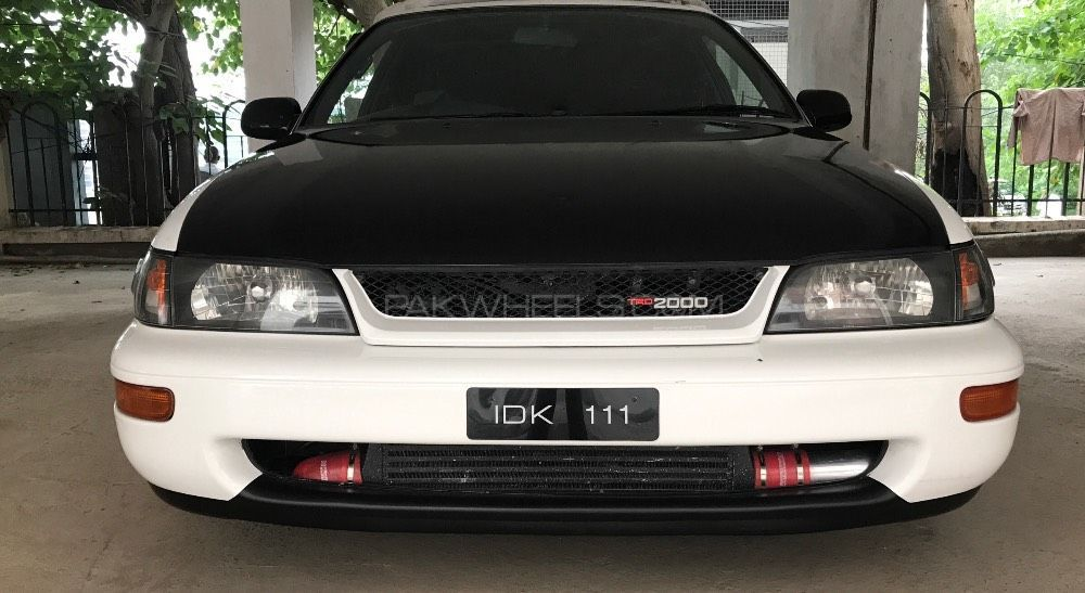 Toyota Corolla - 2001  Image-1
