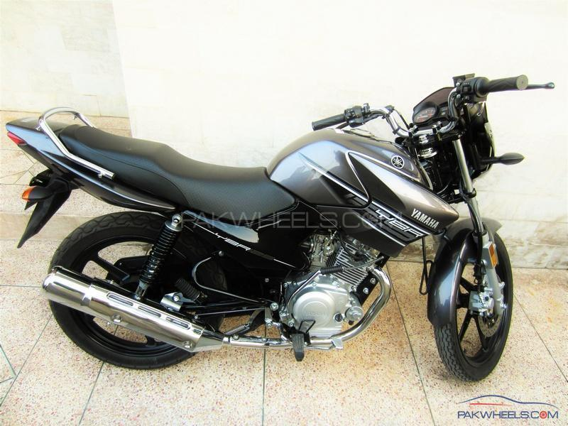 Yamaha YBR 125 - 2015  Image-1