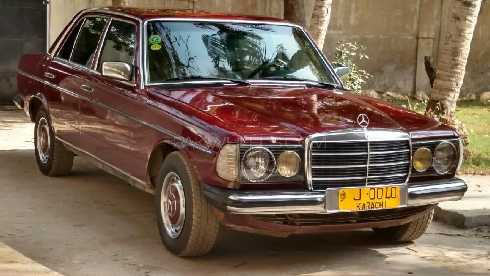 Mercedes Benz 240 Gd - 1978  Image-1