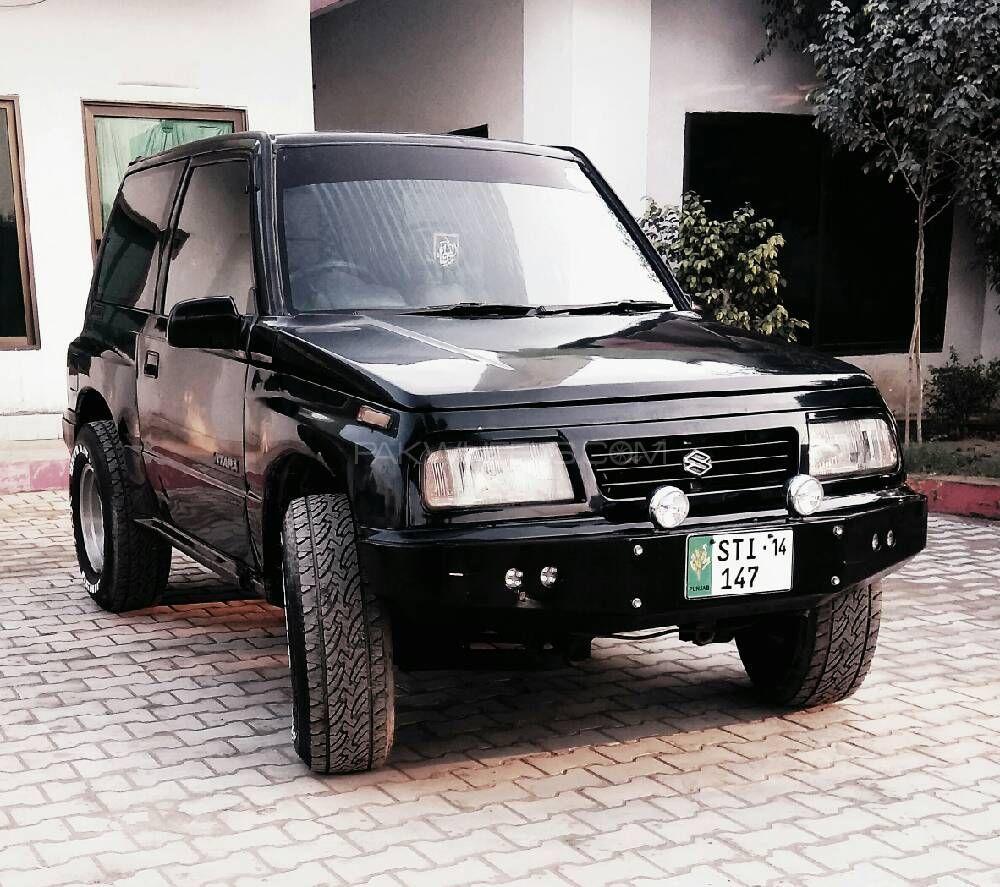 Suzuki Vitara - 1989  Image-1