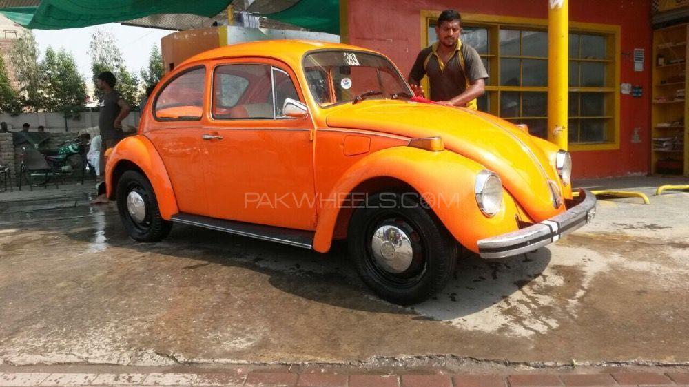 Volkswagen Beetle - 1988  Image-1