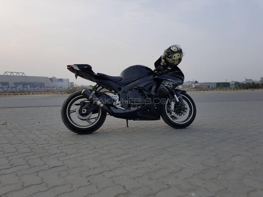 Suzuki GSX-R600 - 2011 Hasan 6 Image-1