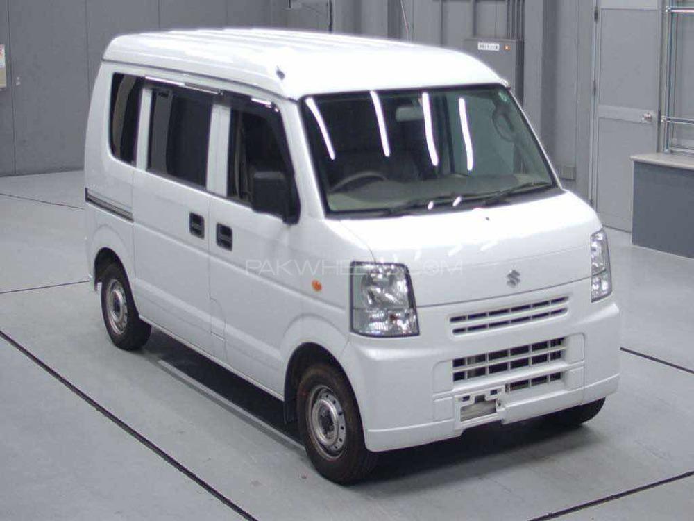 Suzuki Every Wagon - 2013  Image-1