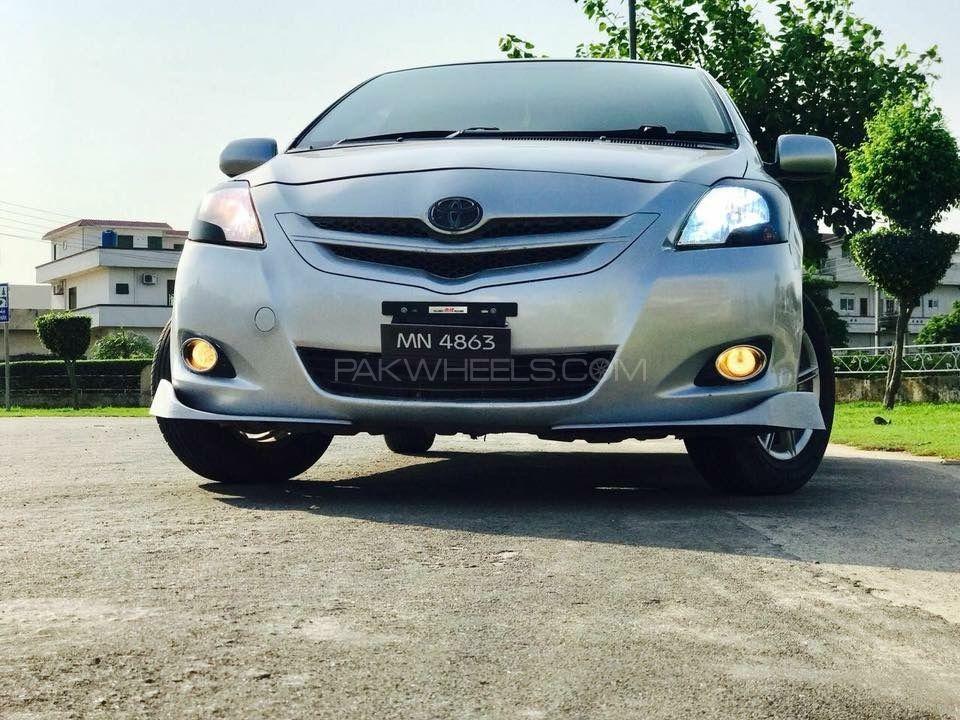 Toyota Belta - 2007  Image-1