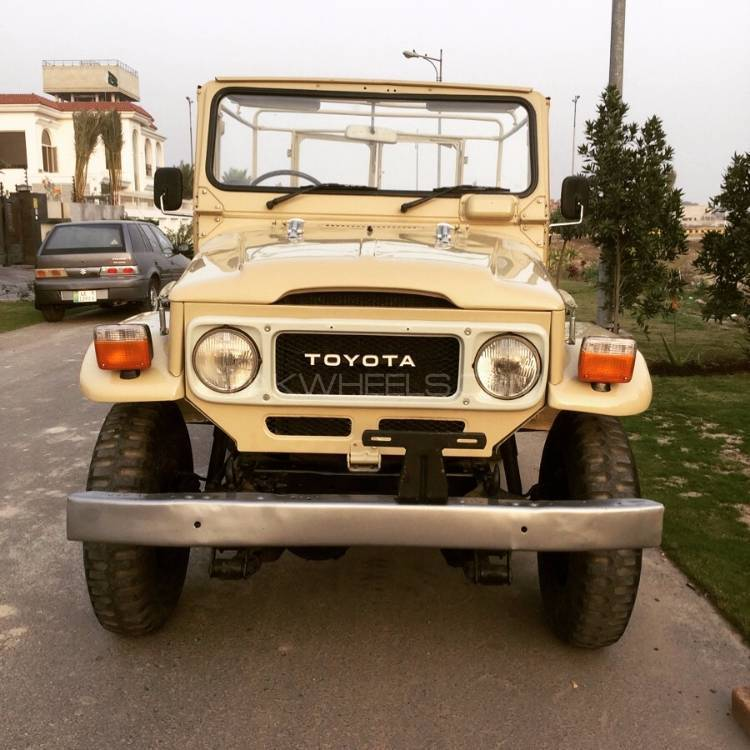 Toyota Land Cruiser - 1984  Image-1