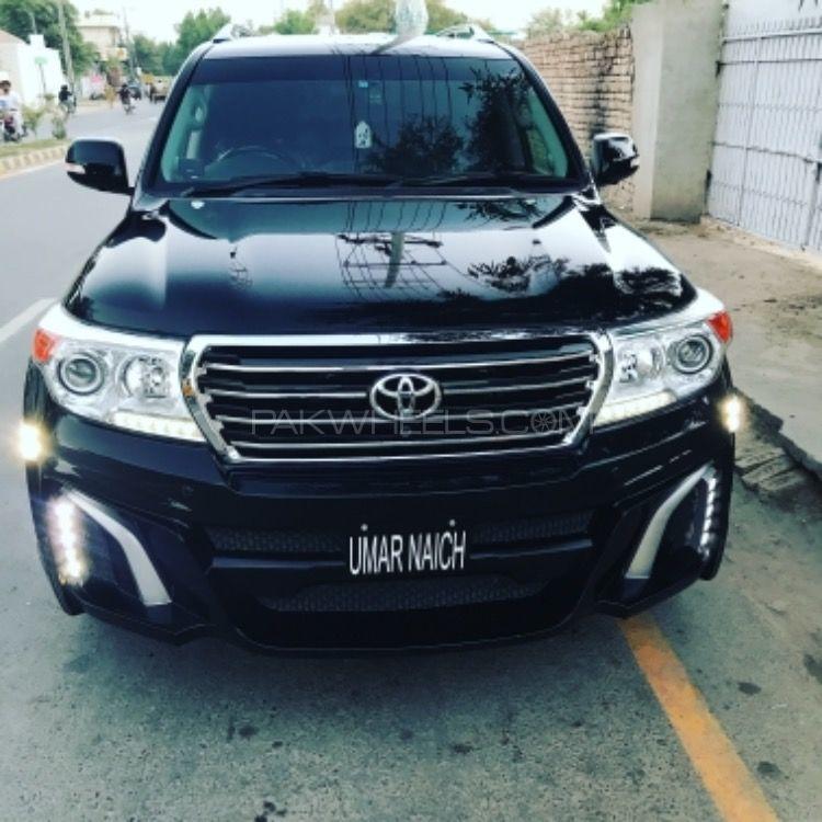 Toyota Land Cruiser - 2014  Image-1