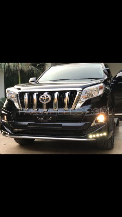 Toyota Prado - 2012  Image-1