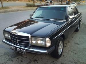 Mercedes Benz D Series - 1982