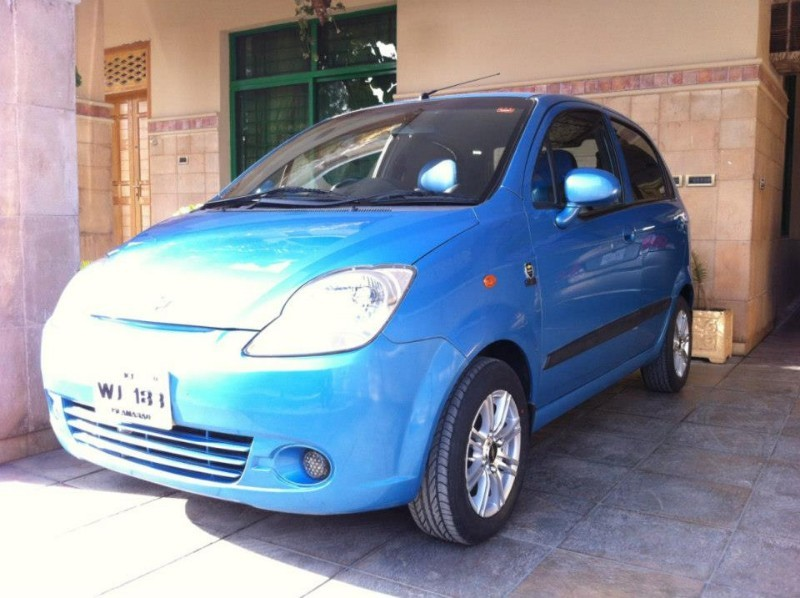 Chevrolet Matiz 2007 of sufwan - 75151