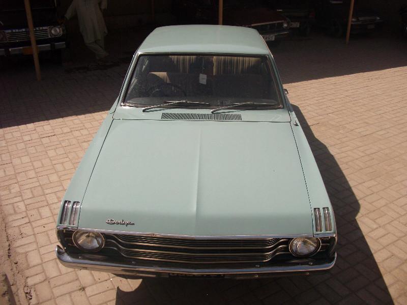 Dodge Dart - 1969 shah Image-1
