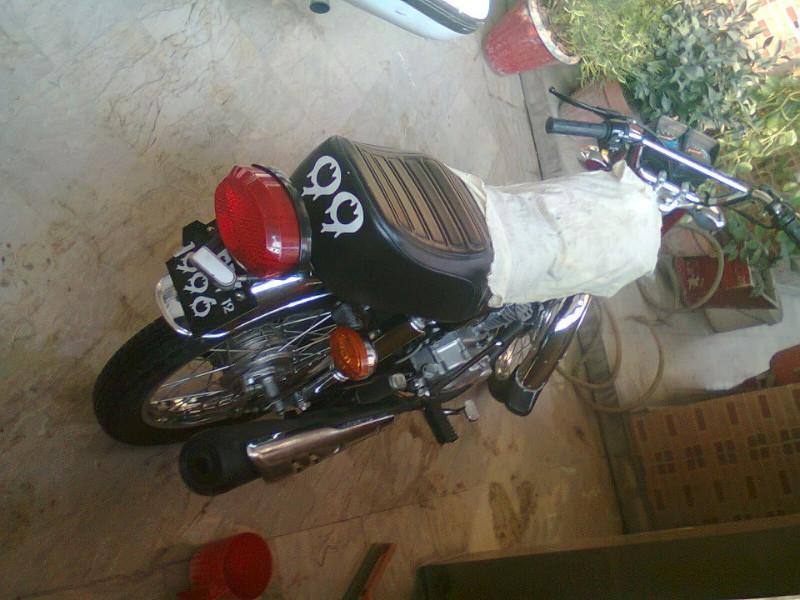 Honda CG 125 - 2012 CG Image-1