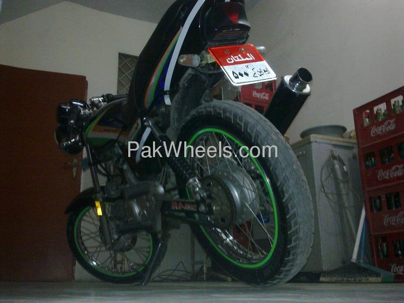 Honda Cg 125 Featur Latest Model | Autos Post