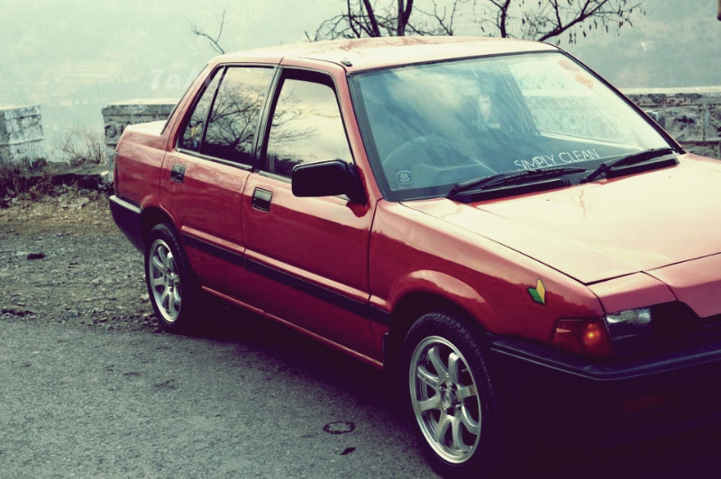 Honda Civic - 1984 Ballade Image-1