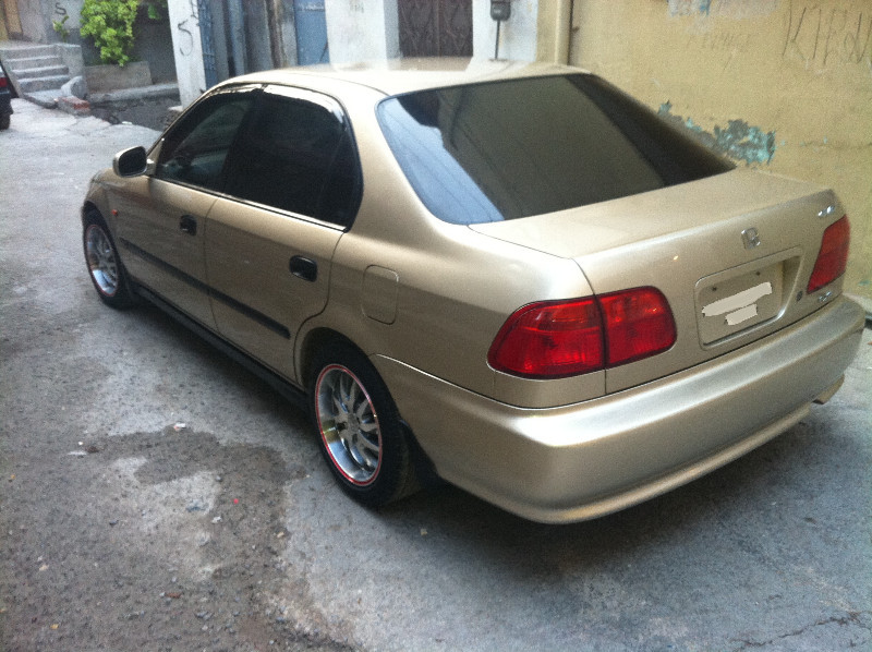 Honda Civic 2000 of mudassar abdin - 73181