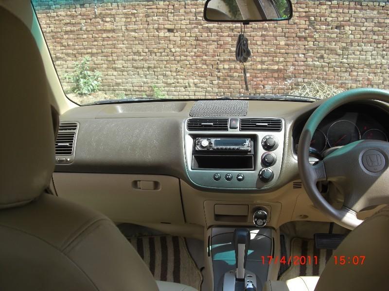 Honda Civic - 2007 Orial Image-1