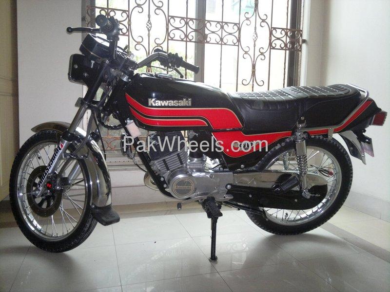 Kawasaki GTO - 1991 Shahbaz Ehsan Image-1