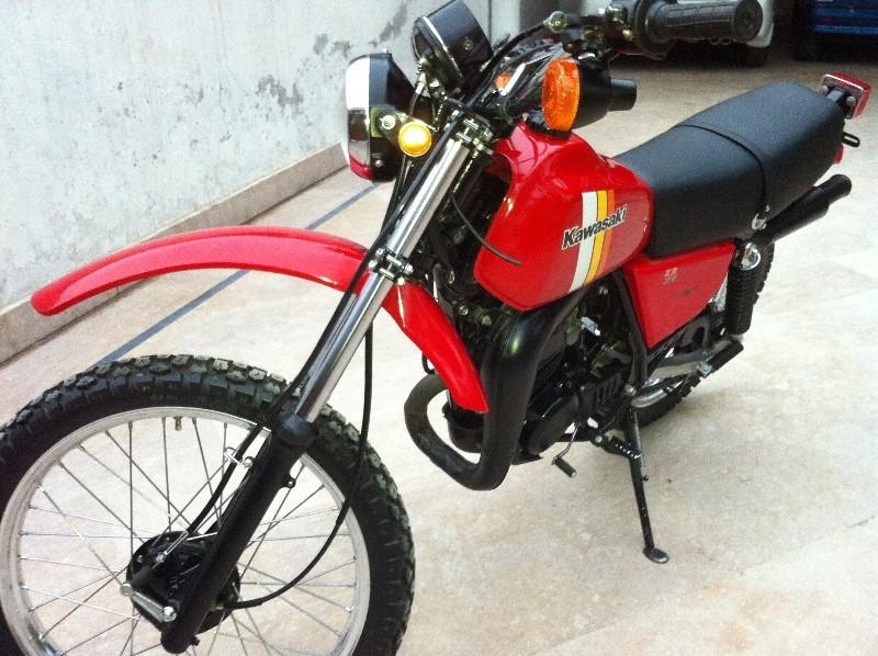 Kawasaki Other - 1982 kangroo Image-1