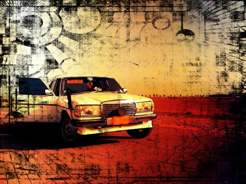 Mercedes Benz D Series - 1978 Classic Image-1
