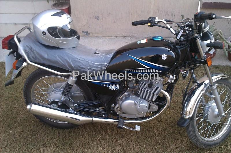 Suzuki GS 150 - 2012 Rio Image-6