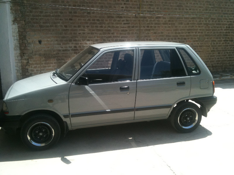 Suzuki Mehran - 2000 mini Image-1